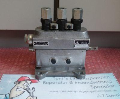 3-Cylinder – Toni´s Einspritzpumpen