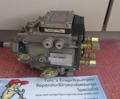 Injection Pump – Toni´s Einspritzpumpen