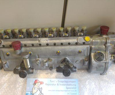 Diesel Einspritzpumpe Lokomotive Deutz F12L Motor PE12A75C520RS/100
