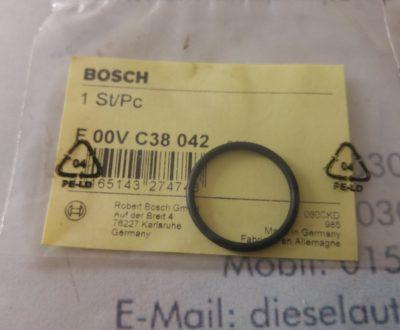 O-Ring Dichtring Bosch F00VC38042
