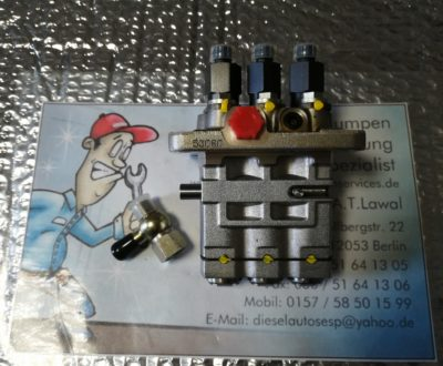 Einspritzpumpe Shibaura Perkins 104135-3080