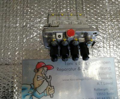 Diesel Zexel Einspritzpumpe Bo Cat Case New Holland L160 L170 L175 Motor 104135-4100 F01G09Y02K NP-PFR4KX60/2NP32