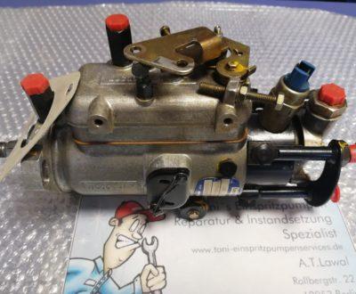 Einspritzpumpe Perkins 440 Phazer Gabelstapler Linde V5.12 u.a. DPA 3348F600 Typ 685 Vergl. Nr. 3348F603 Perkins Nr. 2643C622