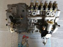 Einspritzpumpe Mercedes benz Unimog U1550 U1600 U1650 U2100 U2150 U2400 U2450 PES6MW100/720RS1191 0403476097