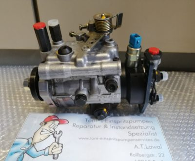 Einspritzpumpe Perkins Case CX 70 DP200 Type1291 8923A196G