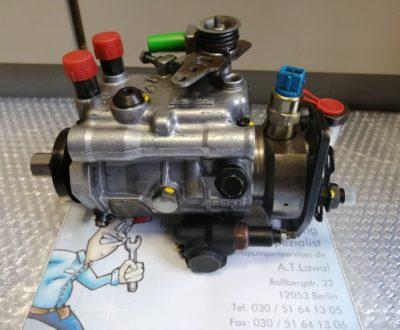 Einspritzpumpe Perkins H25 Bj 2002 Typ 1235 DES 8922A291G