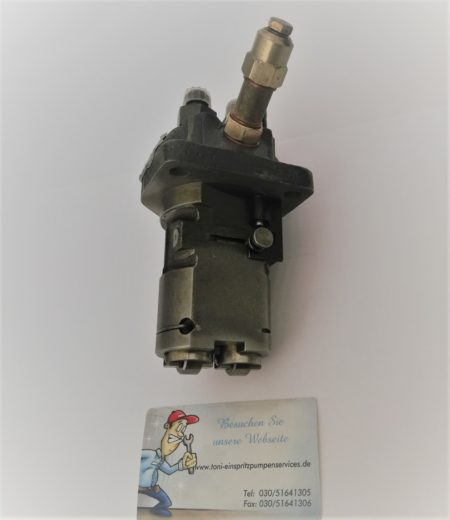 Einspritzpumpe Natter BP1067 A3