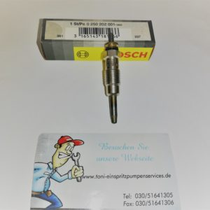 Bosch 0250202001