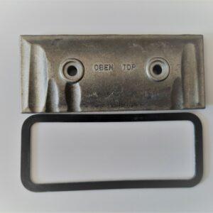 Verschlussdeckel 4 Zylinder Einspritzpumpe Bosch 1415624105